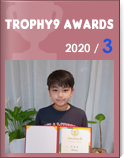 TROPHY9 awards ceremony in March 2020