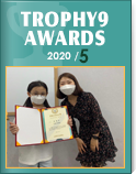 2020.05 TROPHY9 AWARDS 수상자